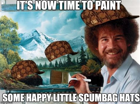 Happy Bob Ross Week