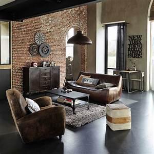 Interieur Style Industriel : deco industrielle chic tous les outils pour l 39 adopter well c home ~ Melissatoandfro.com Idées de Décoration