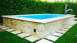 Grande Piscine Hors Sol : piscine hors sol grande profondeur grande piscine en ~ Premium-room.com Idées de Décoration
