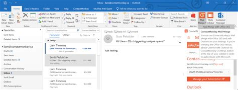 Office 365 Mail Merge by How To Send Html Emails In Outlook Office 365 With
