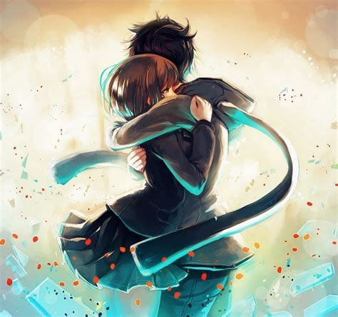Anime Hug Wallpapers - hug anime hd wallpaper m9themes