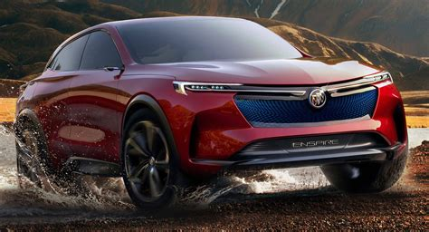 buick enspire concept unveiled   electric crossover