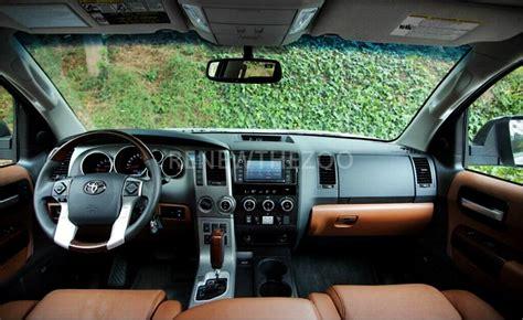 2020 Toyota Sequoia Platinum Release Date, Specs, Changes