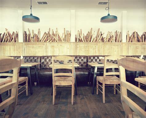 nouvelle cuisine montreal intérieur de restaurant tendance vintage banana studio
