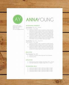 Resume Template Package Instant Download