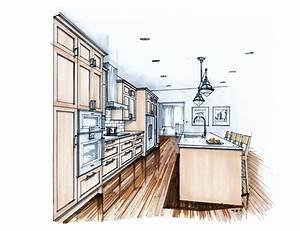 More Recent Kitchen Renderings Mick Ricereto Interior