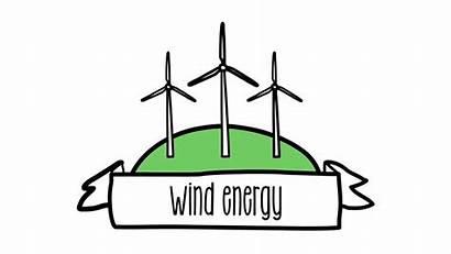 Clipart Wind Energy Power Turbine Benefits Renewable