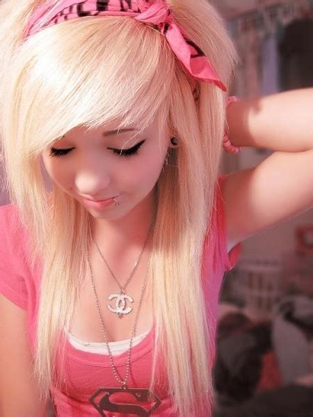 Alternative, Beautiful, Blonde, Cute, Girl  Image #361327