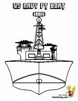 Navy Coloring Ship Boat Pt Sheets Wwii Pages Unflinching Ships Battleship Yescoloring Sheet Submarine Boys Mega Sailors Carriers sketch template