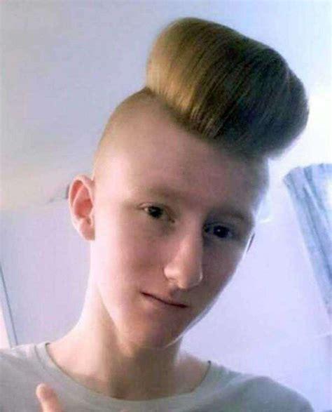 Hairstyles For Bad Haircuts   Fade Haircut