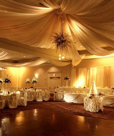indoor wedding venues wedding reception chateau elan ballroom evening wedding packages available atlanta