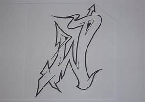 Graffiti Alphabet Wildstyle - Graffiti Art