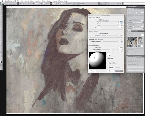 best painting software corel painter 2018 review the world s best painting