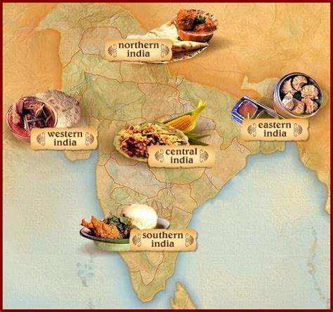 cuisine by region indian foods and its varieties watering indian