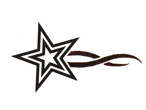 tribal star tattoo designs hd  gallery clip art library