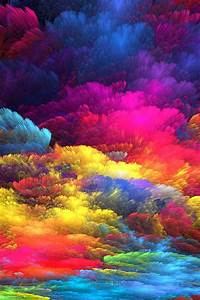 What Color Is Your Personality Colorful Wallpaper