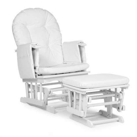 chaise d allaitement fauteuil d 39 allaitement blanc childwood achat vente