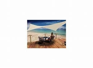 Voile D Ombrage Australienne : voile d 39 ombrage carr e 3 60 m austral 180g m ~ Melissatoandfro.com Idées de Décoration