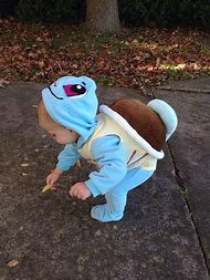 Pokemon Baby Squirtle Costume