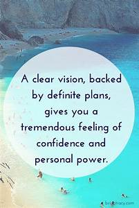 19 Awesome Insp... Power Of Vision Quotes