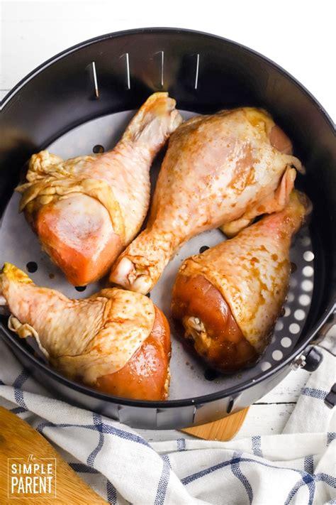 air fryer chicken legs recipe  simple parent