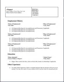different formats for resumes free resume downloads free resume