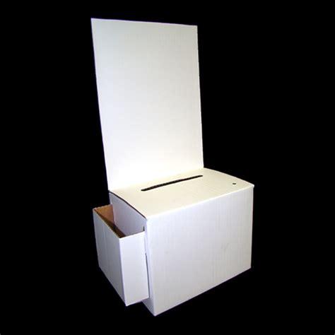 cardboard suggestion box  pocket cheap buy