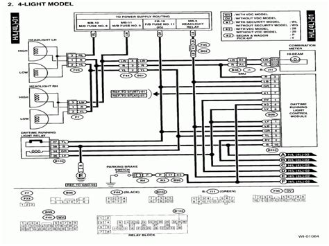 2003 Subaru Outback Stereo Wiring Diagram by 2003 Subaru Forester Wiring Schematic Wiring Forums