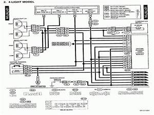 2002 Subaru Forester Wiring Diagram