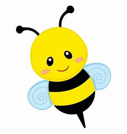 Bee Clipart Happy Bumble Clip Library Cartoon