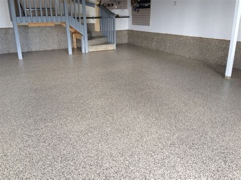 Garage Epoxy Flooring Edmonton Alberta   Man Cave Garage