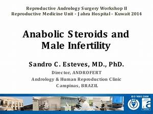Anabolic Steroids And Male Infertility