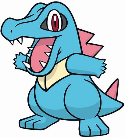 Totodile Artwork Official