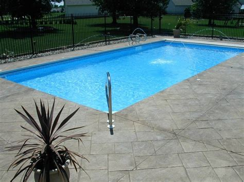 Patio Floor Painting Ideas by Inground Pool Designs And Prices Mapo House And Cafeteria