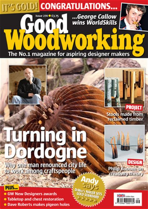 woodwork magazine subscription  woodworking