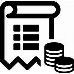 Cost Icon Clipart Svg Balance Trial Finance