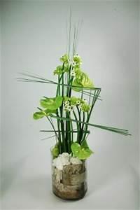 composition florale contemporaine mariage livraison fleurs With chambre bébé design avec bouquet de fleurs zen