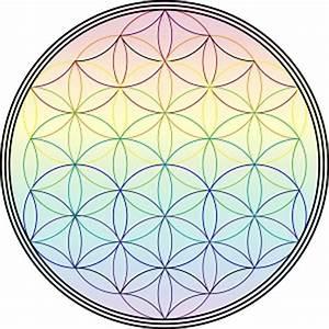 Blume Des Lebens Fensterbild : blume des lebens zum ausdrucken regenbogenkreis ~ Indierocktalk.com Haus und Dekorationen