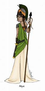 Goddess Athena Cartoon | www.imgkid.com - The Image Kid ...