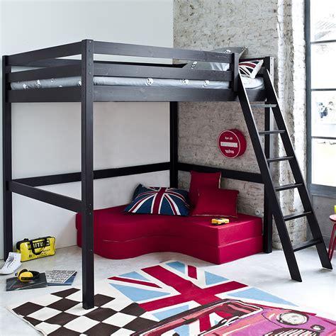 mezzanine canap lit mezzanine canape but canapé idées de décoration de