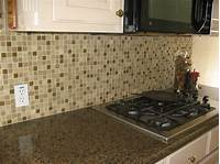 backsplash tile pictures 25 Glass Tile Backsplash Design Pictures for Kitchen 2018 ...