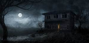 Haunted House Full HD Wallpaper and Background Image ...