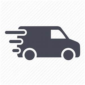 Delivery, transport, transportation, van icon | Icon ...
