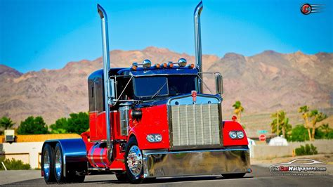 Big Truck Hd Wallpaper by Big Trucks Wallpapers Wallpaper Cave