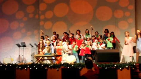 children christmas presentation we are the reason the
