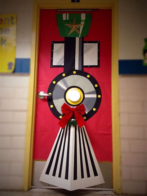 image result  train door decorations train day
