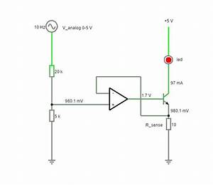 led driver circuit with both analog and pwm control With led pwm circuit