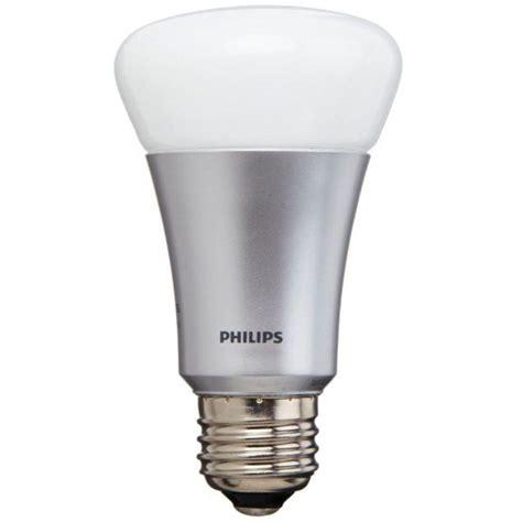 philips hue light bulbs philips hue 60w equivalent a19 single led light bulb