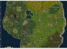 Fortnite where to find Snobby Shores treasure map