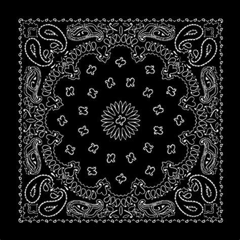 black bandana graphics pictures images  myspace layouts